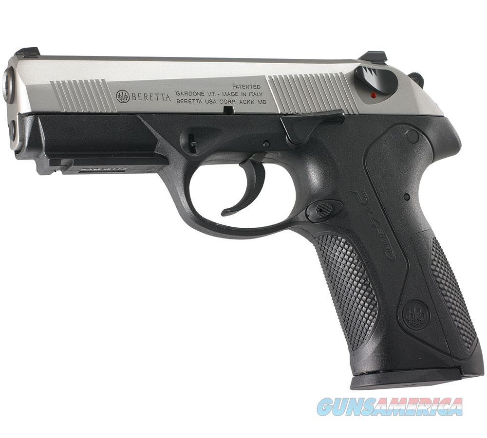 Beretta Px4 Storm Compact Inox 9Mm 15Rd JXC9F51  Guns > Pistols > B Misc Pistols