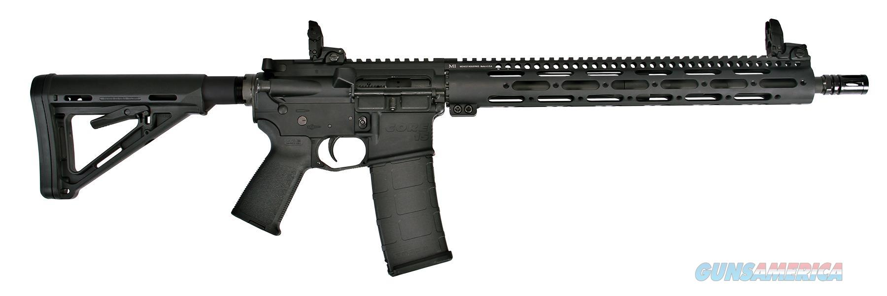 "CORE 15 10661 TAC III M4 SA 223/5.56 16"" 30+1 BLK 6-POS COLLAPSIBLE STK BLACK 10611  Guns > Rifles > AR-15 Rifles - Small Manufacturers > Complete Rifle"