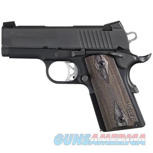 Sig Sauer 1911 45 Ultra Comp 7Rd Rw 1911U-45-BSS  Guns > Pistols > S Misc Pistols