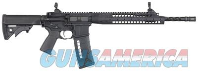 LWRC SIX8 A5 6.8 16.1FH BLK 30 SIX8A5RB14P  Guns > Rifles > L Misc Rifles
