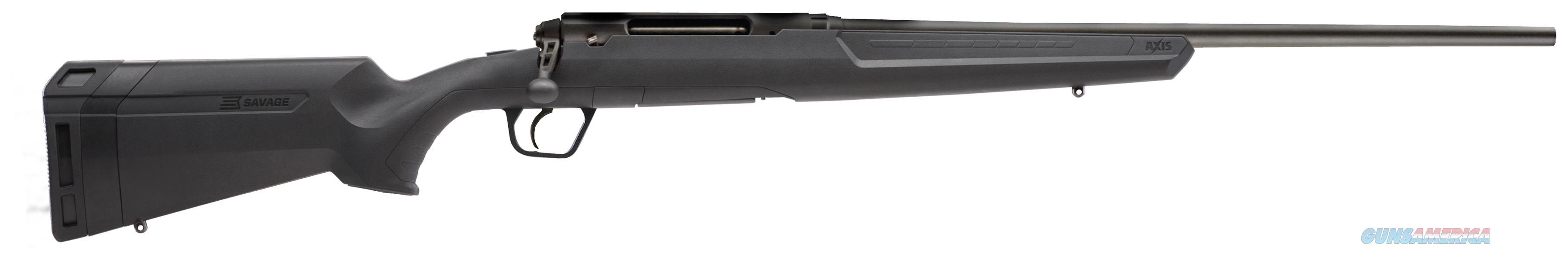"""Axis G2 7Mm-08 Bl/Syn 22"""" 57237  Guns > Rifles > S Misc Rifles"""