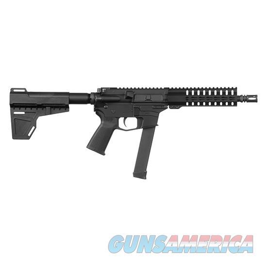 Cmmg Guard Mkg 9Mm 8.5 Moe Grp W Brace 99A51DC  Guns > Pistols > C Misc Pistols