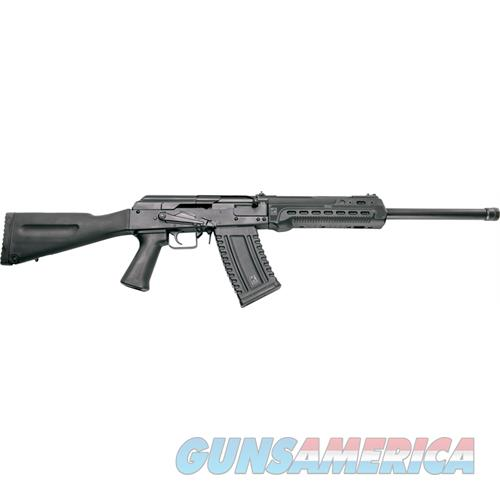 """Kalashnikov Usa (Rwc Grp) Ks12 12Ga. 18.25"""" 3"""" 1-5Rd Mag Black KS-12  Guns > Shotguns > K Misc Shotguns"""