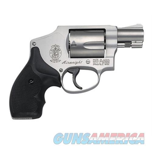 """Smith & Wesson 103810 642 Airweight Double 38 Special 1.875"""" 5 Rd Black Synthetic Grip Stainless 103810  Guns > Pistols > S Misc Pistols"""
