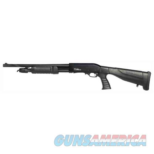 "Iver Johnson Arms Johnson Shotgun 12Ga. 3"" 18"" Cylinder 2-Pc P-Grip Stock PAS12PG  Guns > Shotguns > IJ Misc Shotguns"