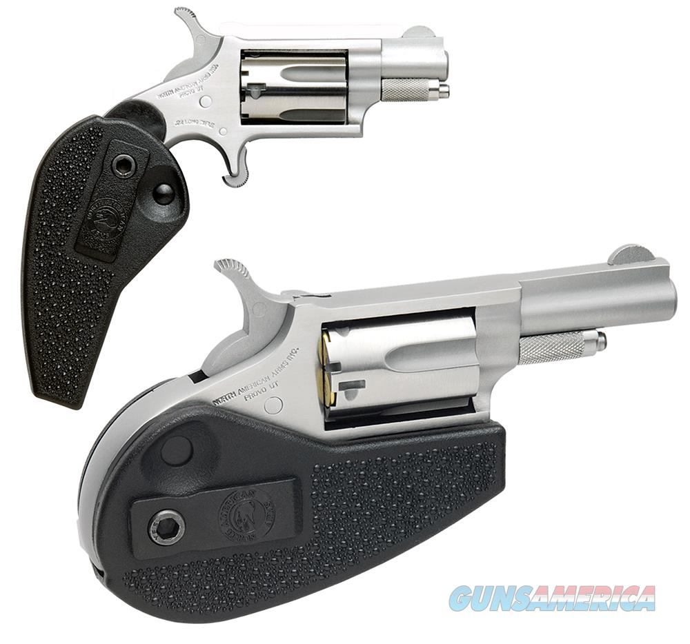 """North American Arms 22Mag 1-5/8"""" Holster Grip NAA-22M-HG  Guns > Pistols > North American Arms Pistols"""