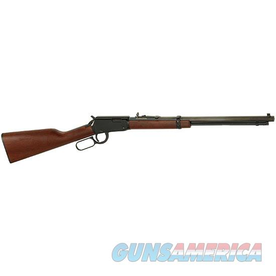 Henry Lever 22Lr 20 Octagon Large Loop H001TL  Guns > Rifles > H Misc Rifles