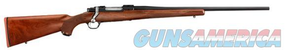 "RUGER HM77R 223 22"" WLNT BLU 37117  Guns > Rifles > Ruger Rifles > Model 77"