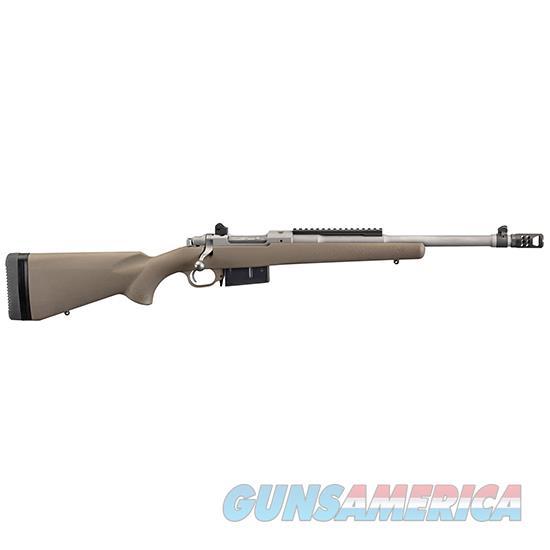 Talo Scout Rifle 450Bush Ss Fde Stock RUG 6839  Guns > Rifles > TU Misc Rifles