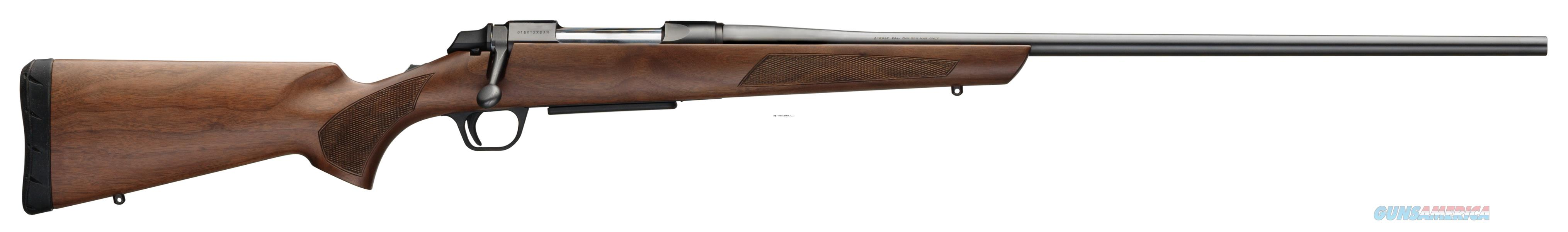 Browning A-Bolt Iii Hunter Bolt Action Rifle 300 Win, Rh, 26 In, Blue, Wood Stk, 3+1 Rnd, Standard Trgr 035801229  Guns > Rifles > B Misc Rifles