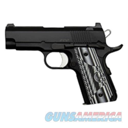"Czusa Dan Wesson Eco 45 Acp 3.5"" 7-Shot Black Matte 01969  Guns > Pistols > C Misc Pistols"