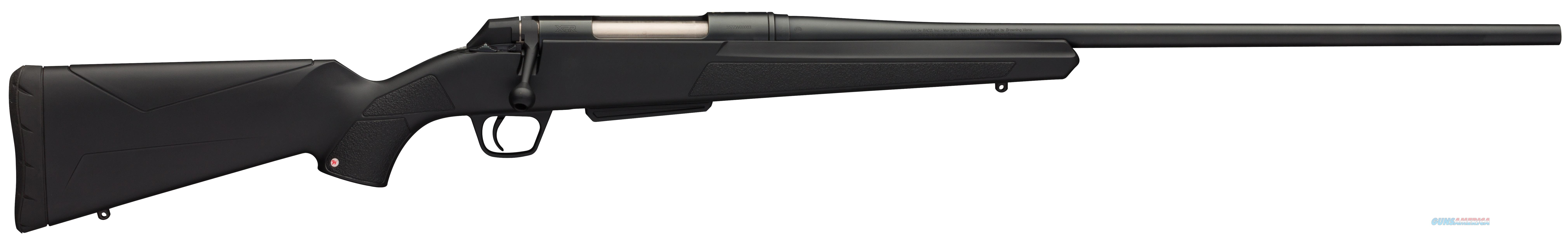 "Winchester Guns 535700212 Xpr Bolt Action 243 Win 22"" 3+1 Synthetic Black Stk Blued 535700212  Guns > Rifles > W Misc Rifles"