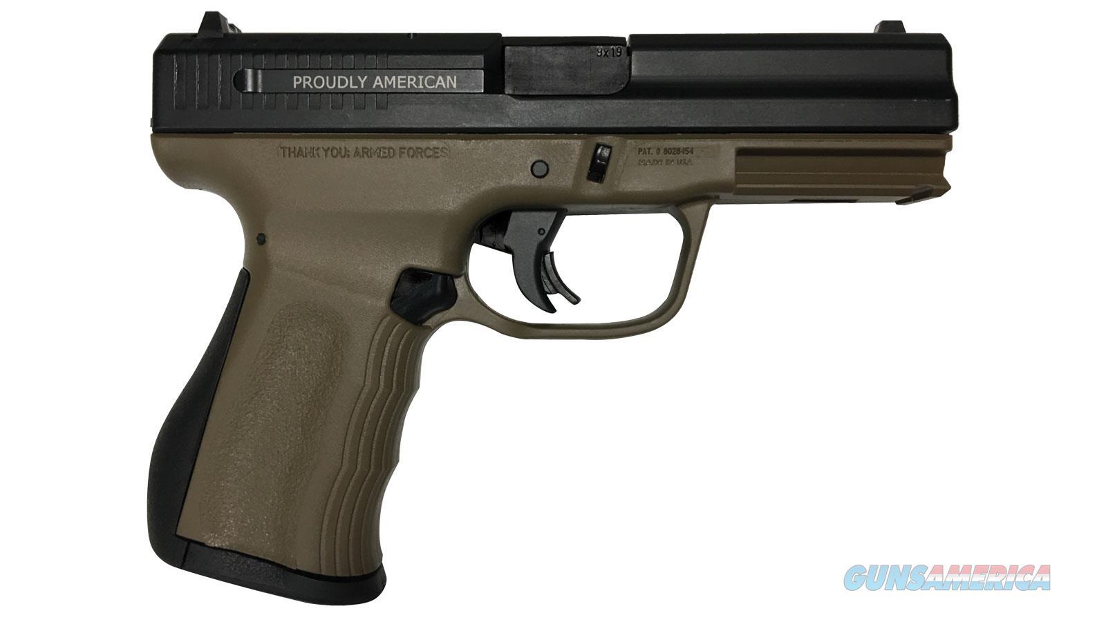 "Fmk Firearms 9C1 G2 9Mm 4"" 10Rd FMKG9C1G2BRTNM  Guns > Pistols > F Misc Pistols"