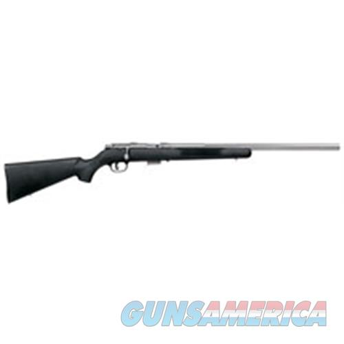 "Savage Arms 93F 17Hmr 21"" Ss Blk Syn 96712  Guns > Rifles > S Misc Rifles"