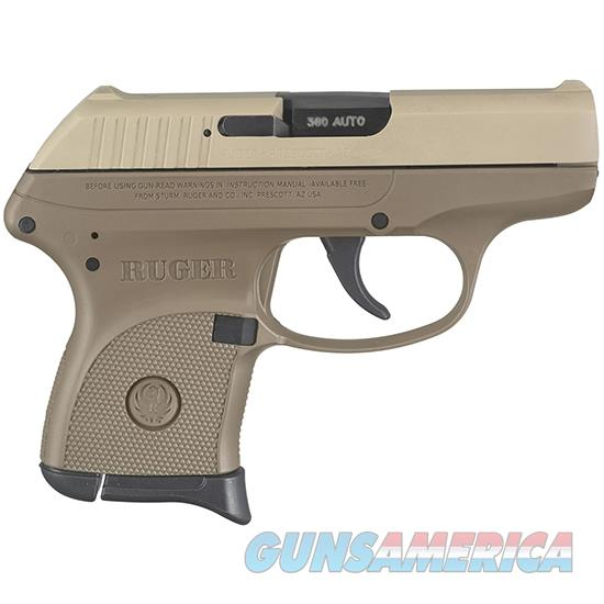 Talo Talo Lcp 380Acp 2.75 Fde Cerakote & Fde Frame RUG 3742  Guns > Pistols > TU Misc Pistols