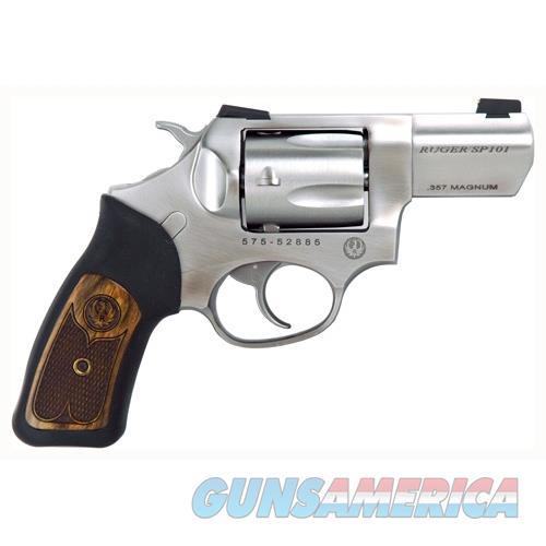 "Talo Sp101 Wiley Clap .357Mag 2.25"" Novak Sights Ss (Talo) RUG 5774  Guns > Pistols > TU Misc Pistols"