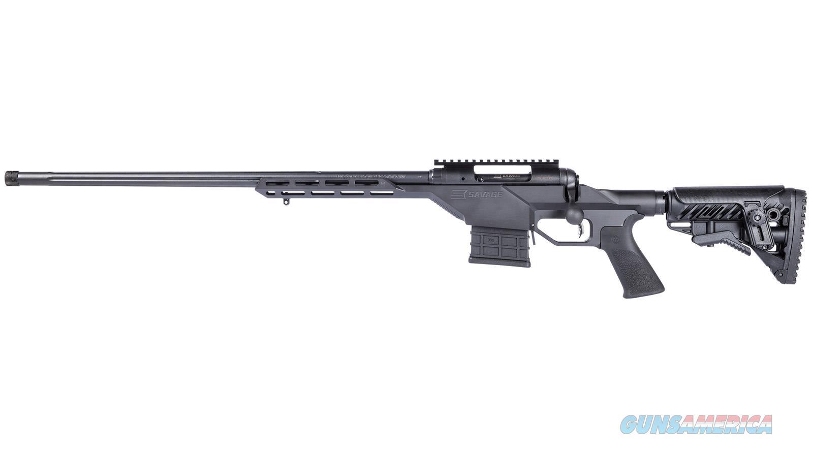 """Savage Arms 10Ba Stealth Lh 338Lap 24"""" 22665  Guns > Rifles > S Misc Rifles"""