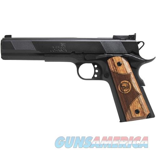 "Iver Johnson Arms Johnson Eagle Xl 10Mm 6"" Adj 8Rd Matte Blued Walnut GIJ29  Guns > Pistols > IJ Misc Pistols"