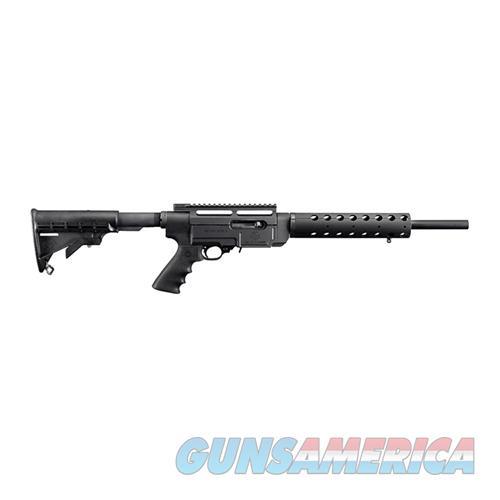 Ruger Sr-22 Semi-Auto Rifle 22 Lr, Rh, 16.12 In, Blk, Syn Stock, 10+1 Rnd 1236  Guns > Rifles > R Misc Rifles