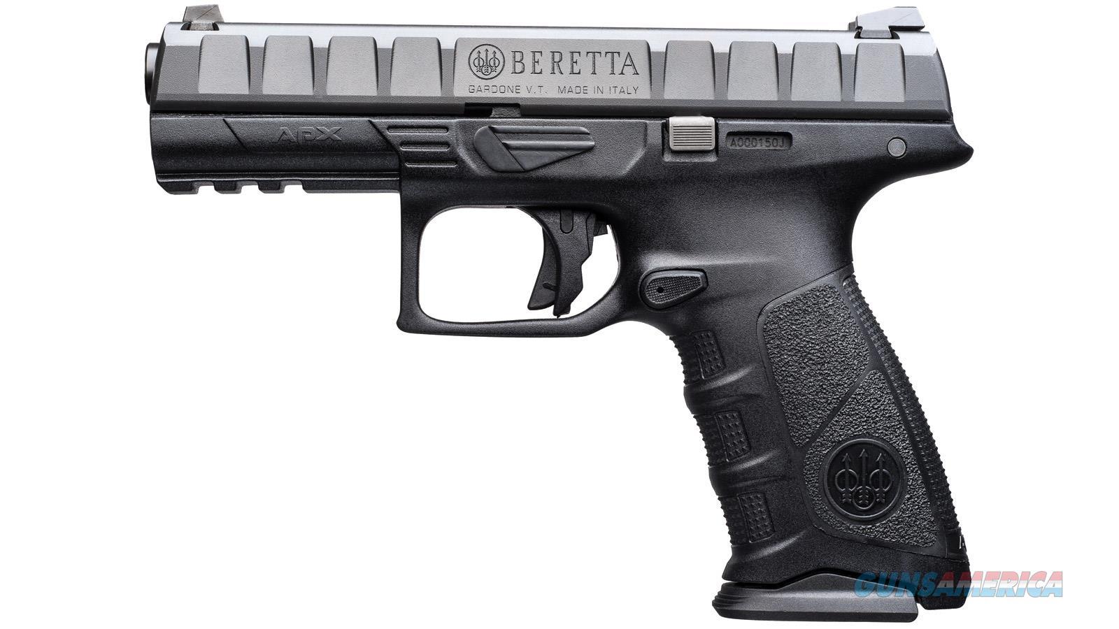 """Beretta Apx 9Mm 4.25"""" 10Rd JAXF920  Guns > Pistols > B Misc Pistols"""