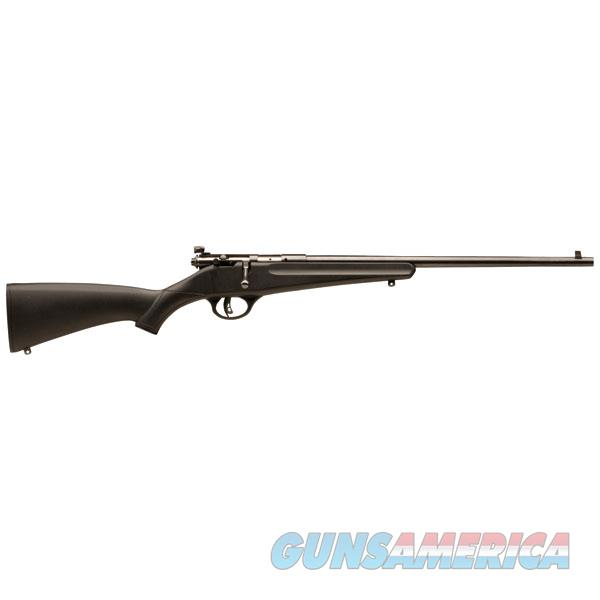 "Savage Arms Rascal 22Lr 16"" Blk Syn 13775  Guns > Rifles > S Misc Rifles"