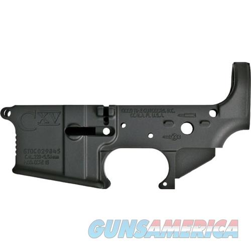 Core15 Stripped Lower Receiver Ar-15 5.56Mm Forged Aluminum 100258  Guns > Rifles > C Misc Rifles