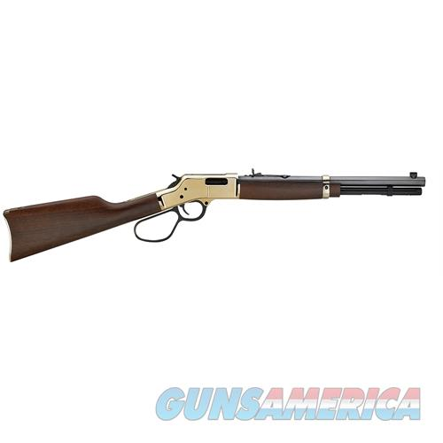 "Henry H006cr Big Boy Carbine  Lever 45 Colt (Lc) 16.5"" 7+1 American Walnut Stk Brass Receiver/Blued Barrel H006CR  Guns > Rifles > H Misc Rifles"