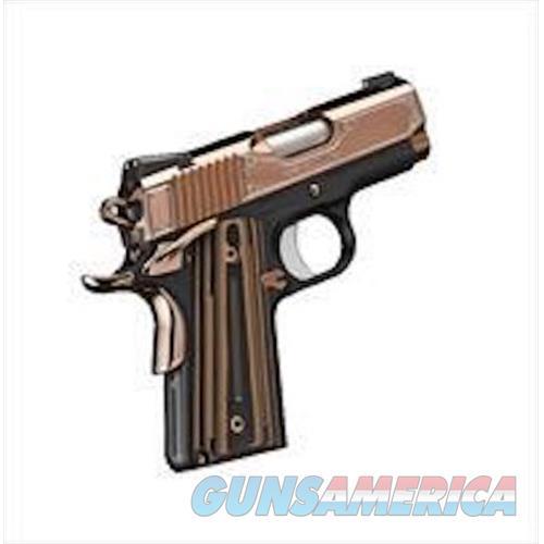 Kimber 9Mm Rose Gold Ultra Ii KIM3200372  Guns > Pistols > K Misc Pistols