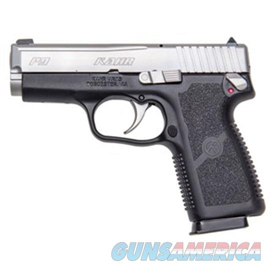 KAHR ARMS P9 9MM 3.6 LOADED CHAMBER INDICATOR USED UDKP9193  Guns > Pistols > Kahr Pistols