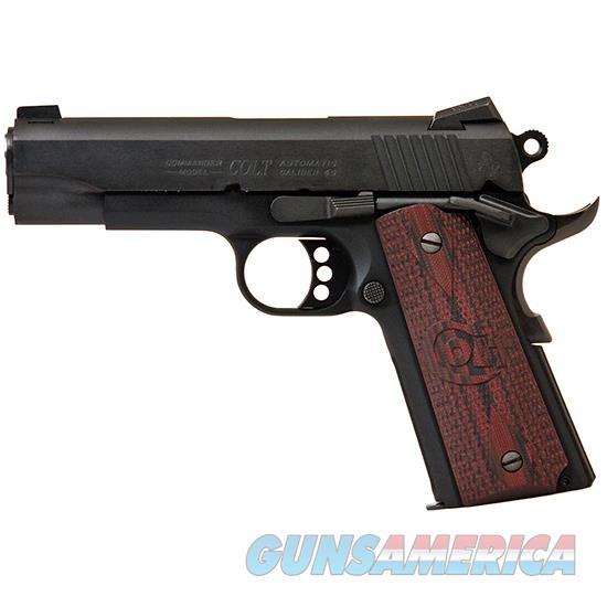 Colt Ltwt Commander 9Mm 4.25 Blued O4842XE  Guns > Pistols > C Misc Pistols