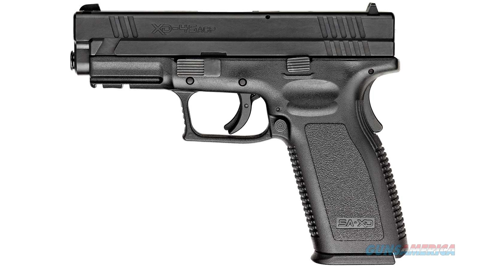 "Springfield Armory Xd 45Acp Serv 4"" 10Rd XD9611  Guns > Pistols > S Misc Pistols"