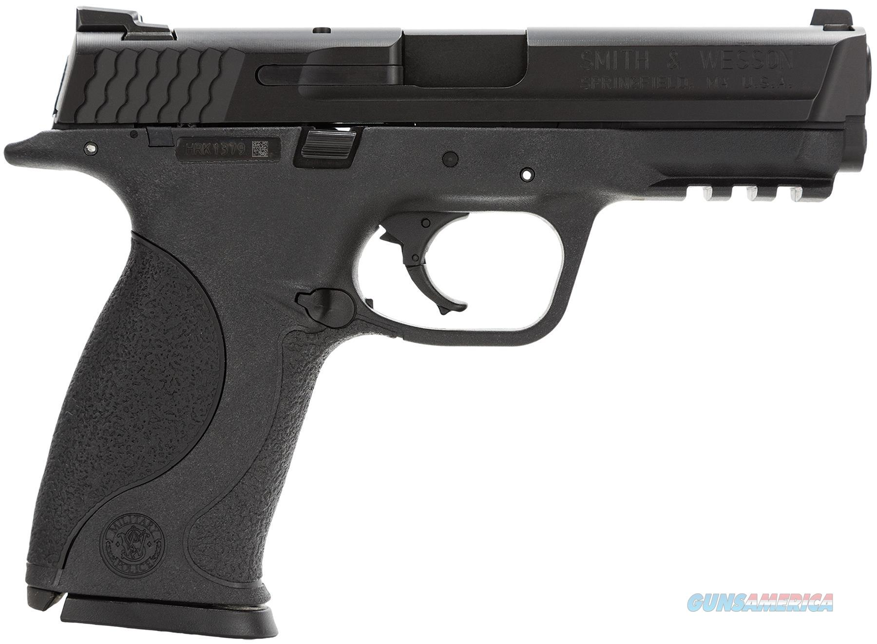 """Smith & Wesson 109200 M&P 40 Double 40 Smith & Wesson (S&W) 4.25"""" 10+1 Black Interchangeable Backstrap Grip Black Stainless Steel 109200  Guns > Pistols > S Misc Pistols"""