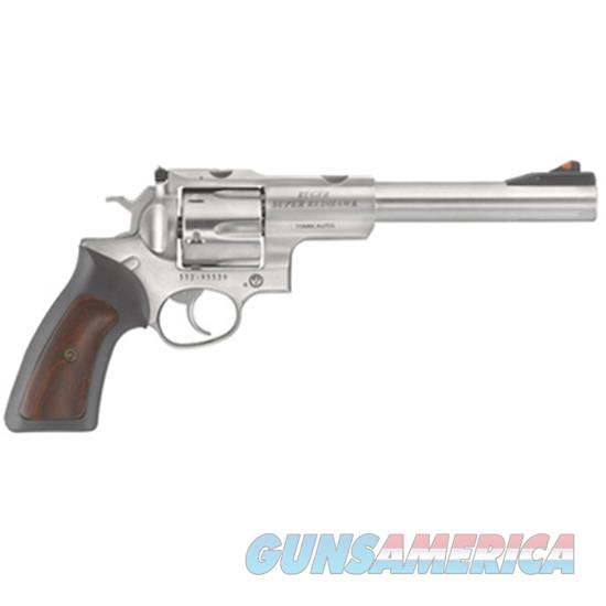 """Ruger Super Redhawk .10Mm 7.5"""" As Stainless Hogue Tamer* 5522  Guns > Pistols > R Misc Pistols"""