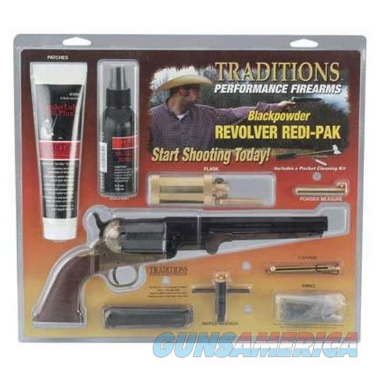 Traditions 1858New Army 44Brass Redipk FRS18581  Non-Guns > Black Powder Muzzleloading
