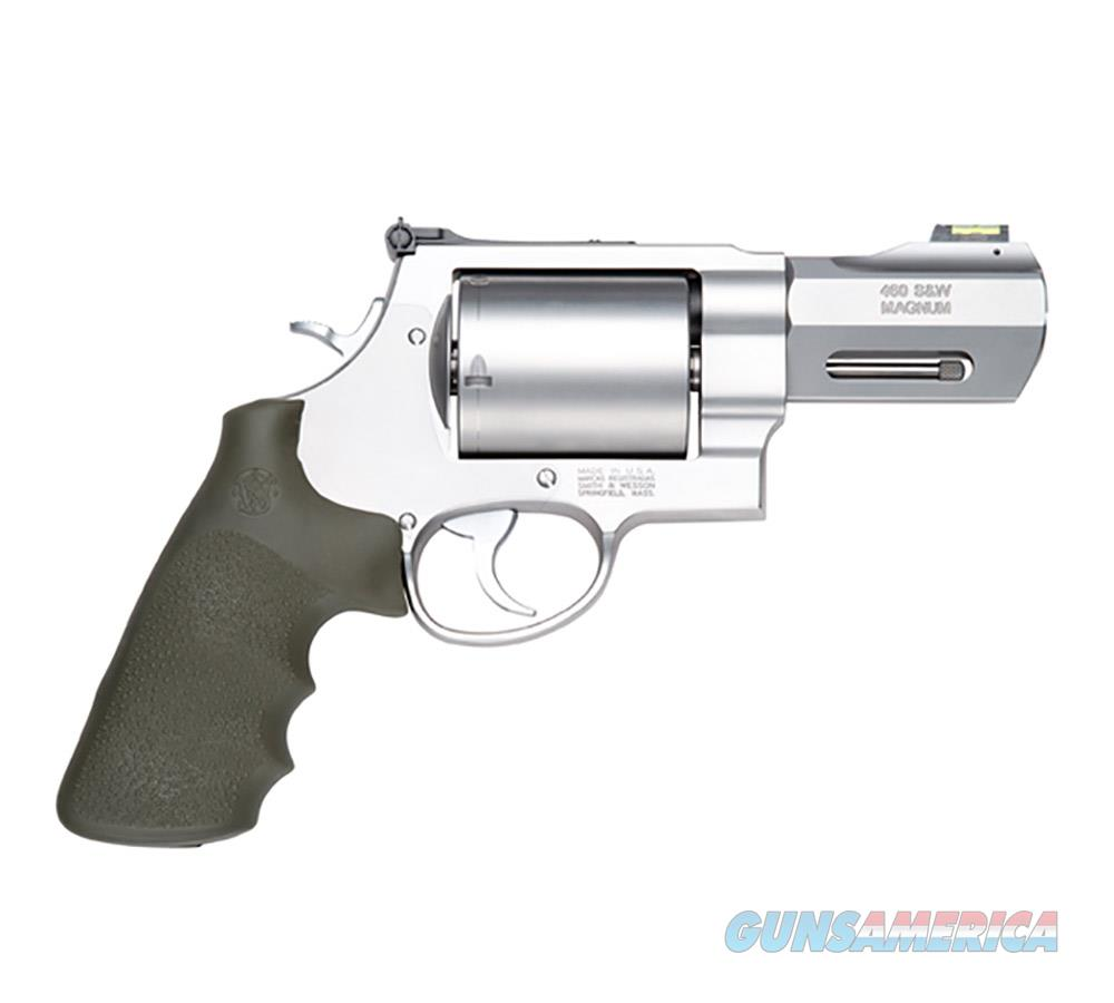 "SMITH & WESSON MOD 460S&W 3.5"" SS PC 170350  Guns > Pistols > Smith & Wesson Revolvers > Performance Center"