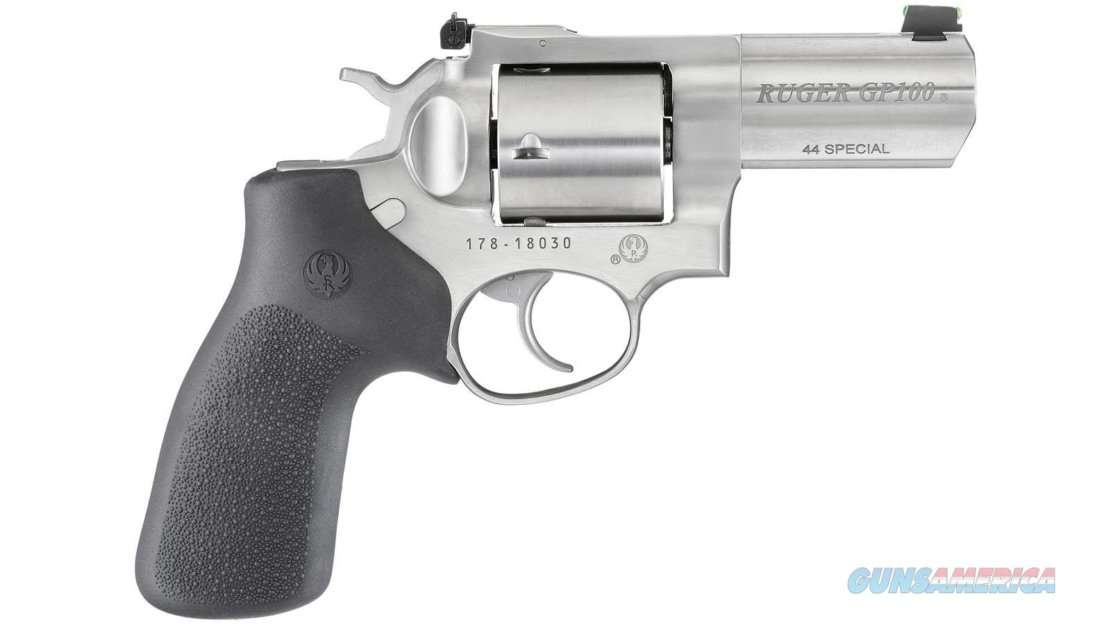 "Ruger Gp100 44Spl 3"" 5Rd 1761  Guns > Pistols > R Misc Pistols"
