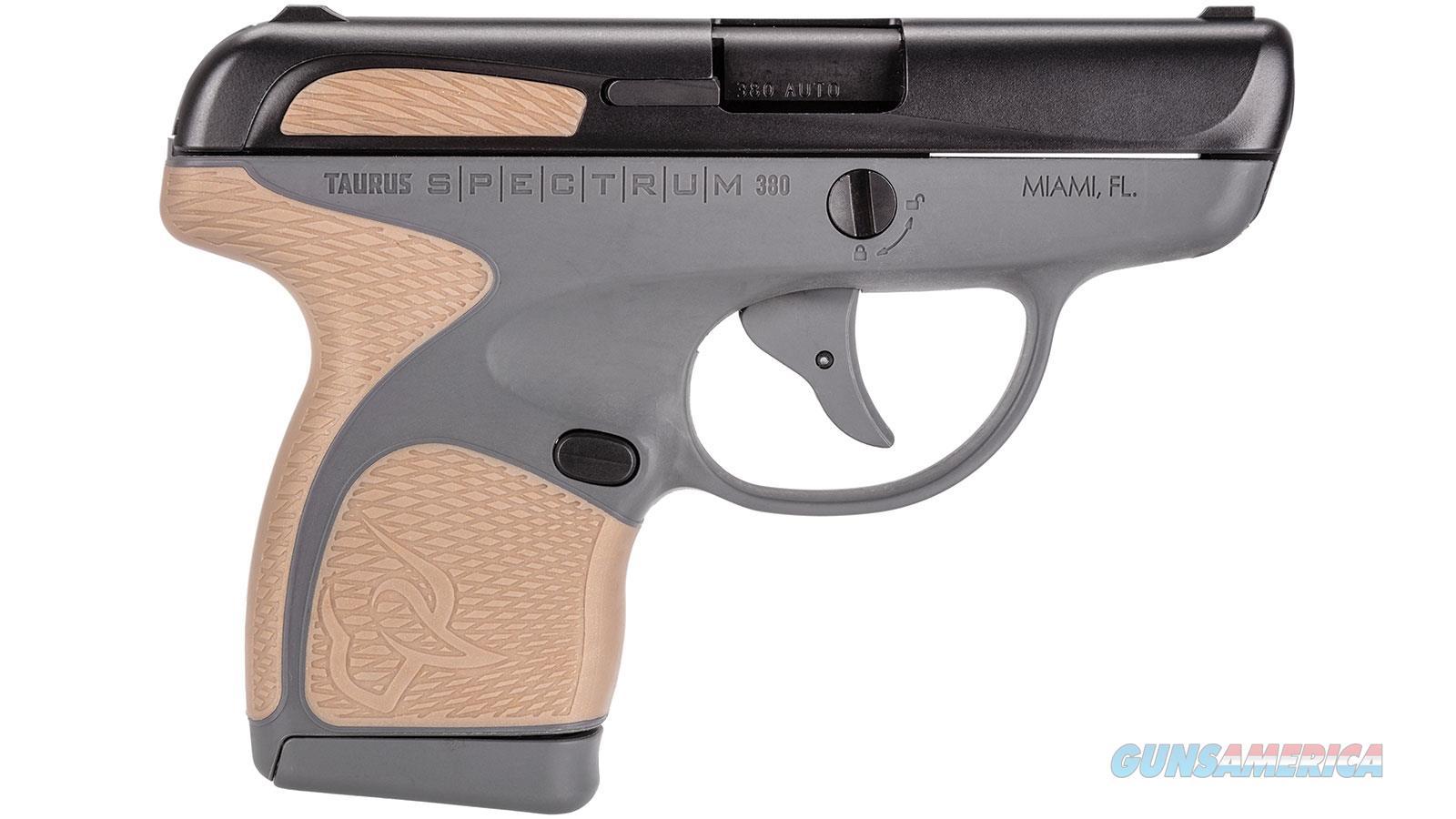 """Taurus Spectrum 380Acp 2.8"""" 6/7Rd 1007039118  Guns > Pistols > TU Misc Pistols"""