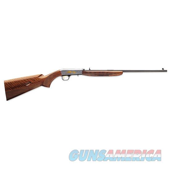 Browning Sa-22 22Lr Grade Vi Grayed Gold Engraved 10R 021003102  Guns > Rifles > B Misc Rifles