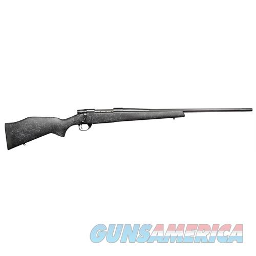 "Weatherby Vle306sr4o Vanguard Wilderness Bolt 30-06 Springfield 24"" 5+1 Synthetic Black W/Gray Spiderweb Stk Blued VLE306SR4O  Guns > Rifles > W Misc Rifles"
