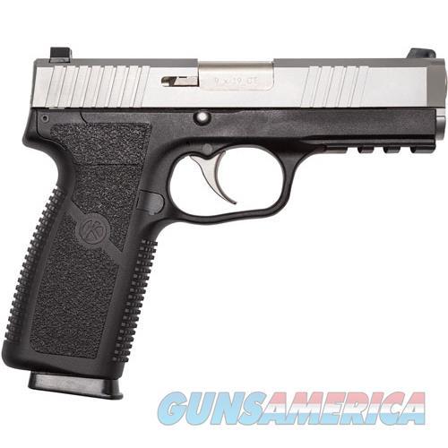 """Kahr Arms Arms Sw9 9Mm Fs 4"""" Bbl Matte S/S Black Poly W/Rail ST9093  Guns > Pistols > K Misc Pistols"""