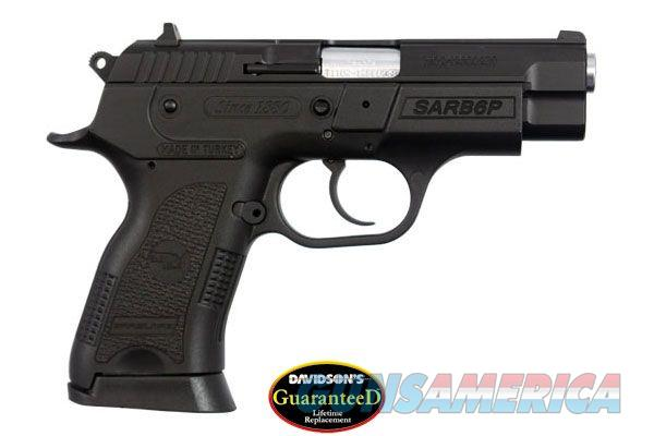 "EAA SAR B6 9MM 3.8"" COMP 13+1RD 400424  Guns > Pistols > EAA Pistols > Other"
