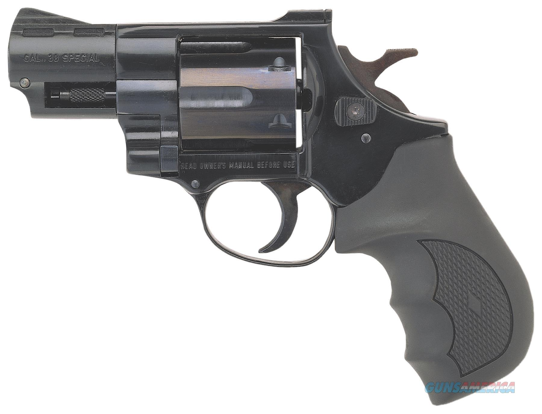 "Eaa 770130 Windicator Steel Frame Single/Double 357 Magnum 2"" 6 Fs Black Rubber Grip Blued 770130  Guns > Pistols > E Misc Pistols"