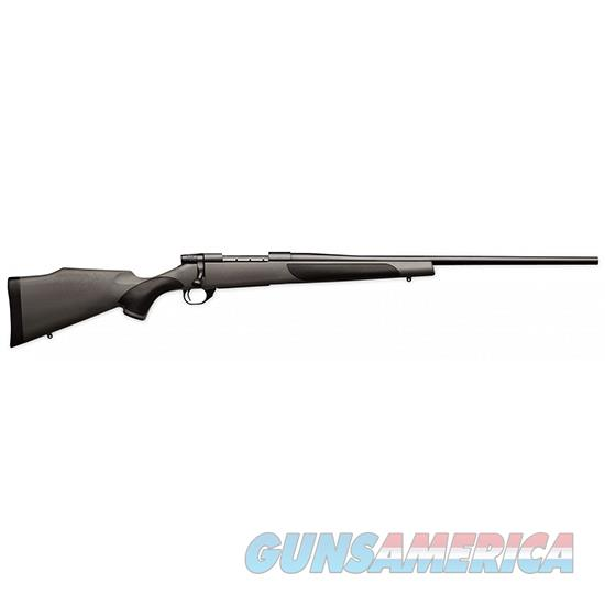 Weatherby Vanguard 2 6.5Creed 24 Syn Griptonite Matte VGT65CMR4O  Guns > Rifles > W Misc Rifles