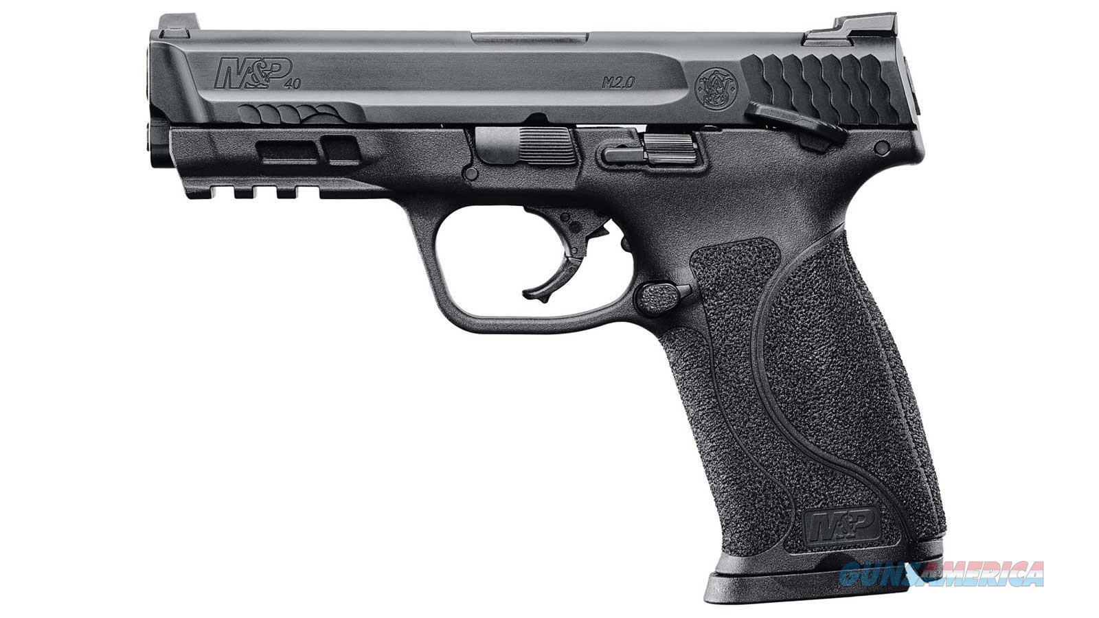 "Smith & Wesson M&P M2.0 40Sw 4.25"" 15Rd 11525  Guns > Pistols > S Misc Pistols"