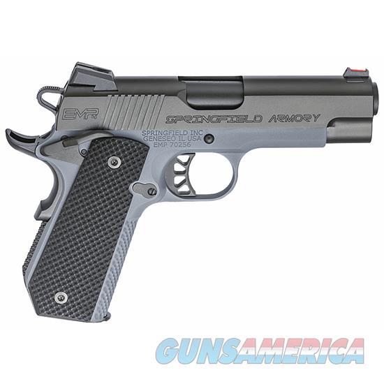 Springfield Armory Emp4 9Mm Ccc Gray PI9229Y  Guns > Pistols > S Misc Pistols