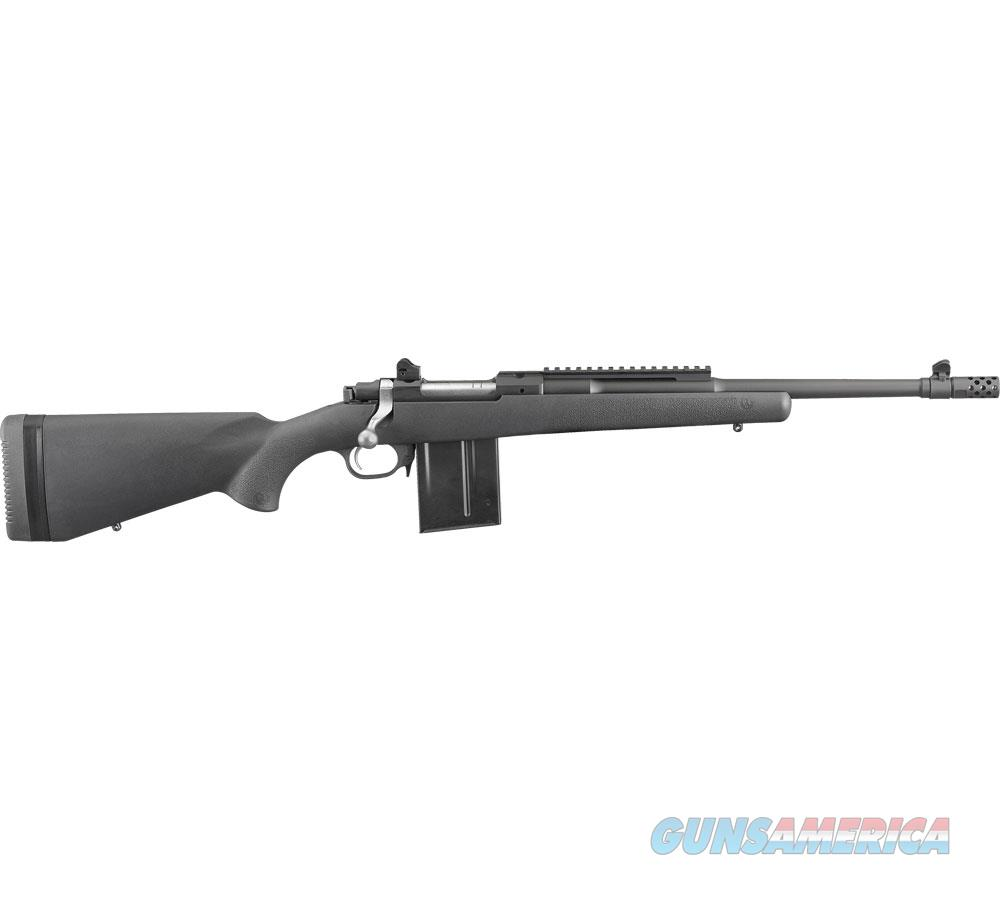 "Ruger Gunsite Scout Rh 308 16.1"" 6829  Guns > Rifles > R Misc Rifles"