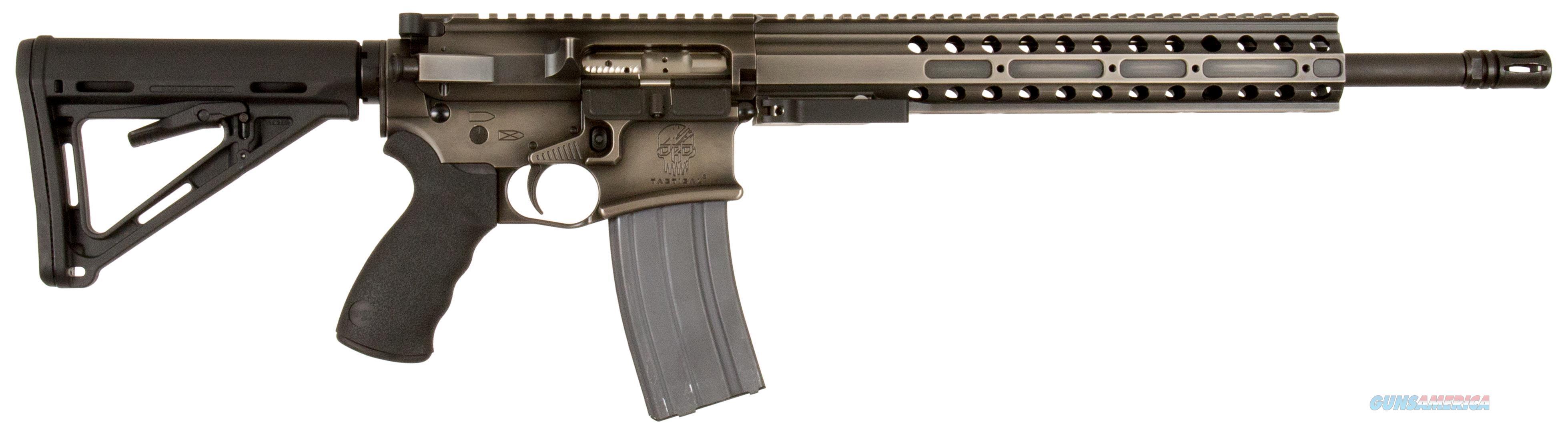 "Drd Tactical Cdr15bw556 Cdr-15 Quick Break Down Semi-Automatic 223 Remington/5.56 Nato 16"" 30+1 Magpul Moe Black Stock Battle Worn CDR15BW556  Guns > Rifles > D Misc Rifles"