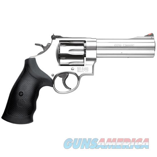 Smith & Wesson 629 44Mag 5 Classic Ss Fl Ifs Sg Wo Dt As Il 163636  Guns > Pistols > S Misc Pistols