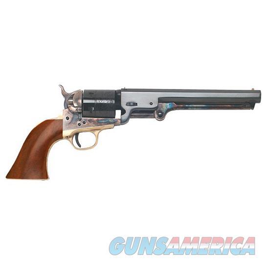Cimarron Firearms Uberti 1851 Man With No Name 38Spl 7.5 Case CA9081  Guns > Pistols > C Misc Pistols