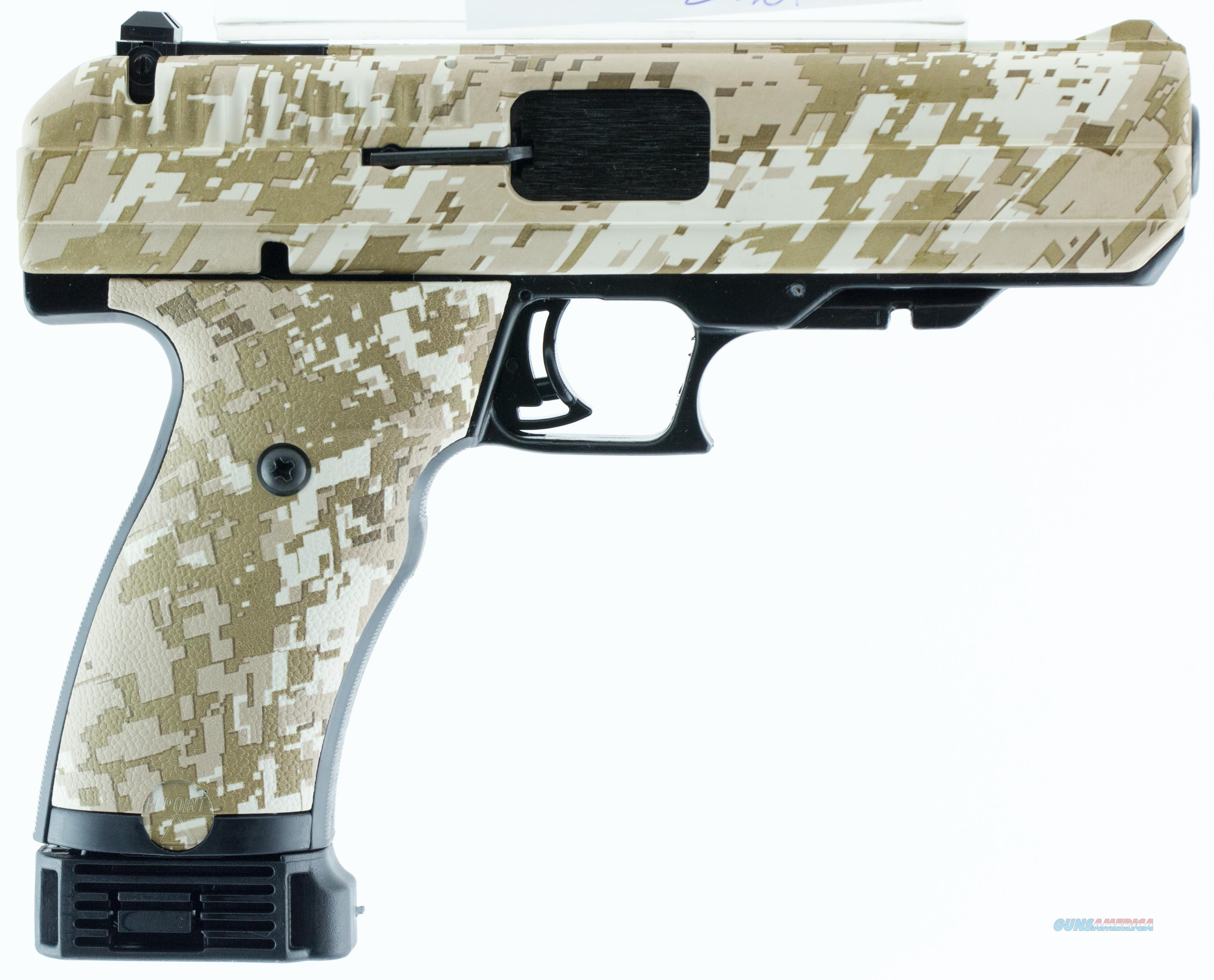"Hi-Point 34010Dd 40 S&W Single 4.5"" 10+1 Digital Desert Camo Grip 34010 DD  Guns > Pistols > H Misc Pistols"